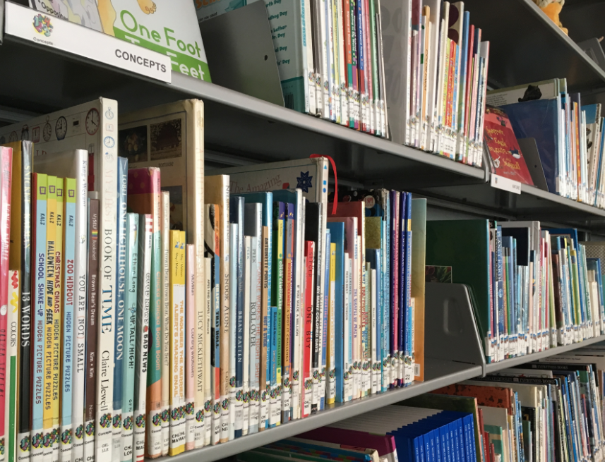 Children S Collection Library