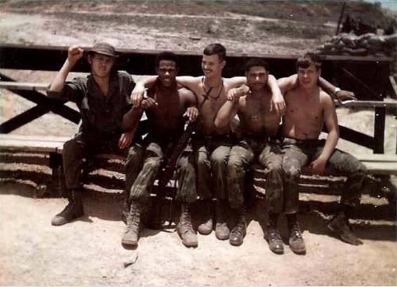 Vietnam 68-69 by Jenifer Goodson
