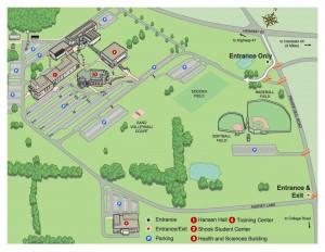 Summer Construction Map