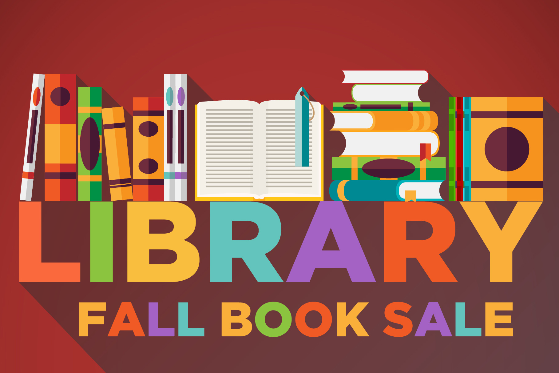 friends of the library book sale open to public