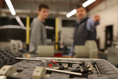 Workers Wanted: ECC Creates Apprenticeship Program for Local