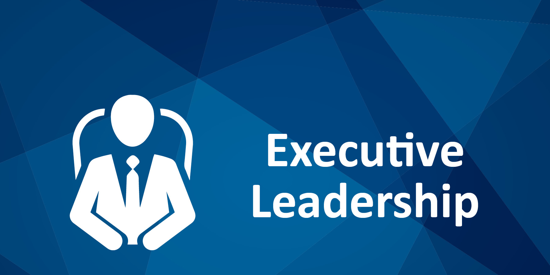 Summer 2018 Training Series Executive Leadership Ecc East