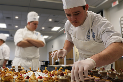Alumni Spotlight – Chef Wins National Competition, Will Compete on